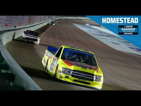 Full Race Replay: Ford EcoBoost 200 NASCAR Championship Race Homestead-Miami Speedway