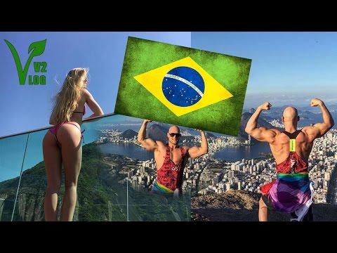 Karl und Kerstin in Brasilien - Rio de Janeiro #1 // V2