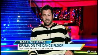 Maks Chmerkovskiy Not Sorry About 'Dancing With the Stars' Comments to Judge Len Goodman