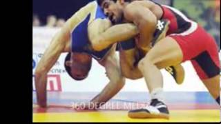 Sushil Kumar wrestling 2012 Olympics wins against Ramazan Sahin video in  Semi Final wrestling match