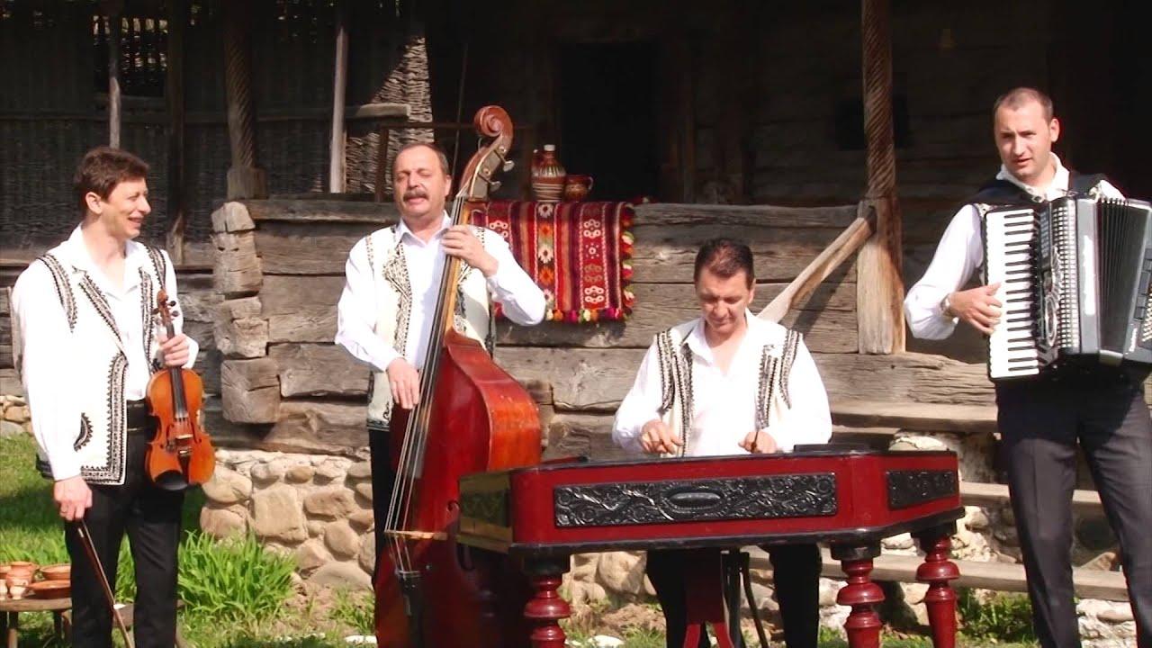 Taraful de la Gorj - Daniel Pirvu - Lasai nevasta acasa - Muzica populara Gorjeneasca