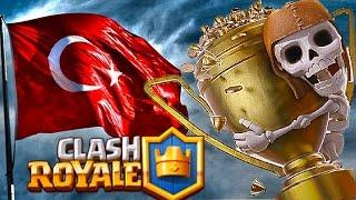 Türkiye Sıralamasında Ki En İy Dört Deste Clash Royale