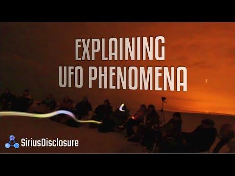 Dr. Greer: Explaining UFO Phenomena - (Part 1 of 2)