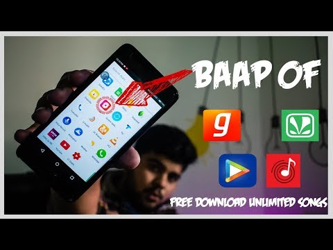 Best Android Music Player: Free Download Unlimited Songs | Better than Gaana, Savn, Hungama 🎵🇮🇳