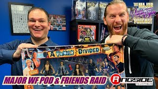 MajorWFPod and Friends RAID Ringside Collectibles! (Linda McMahon Figure)