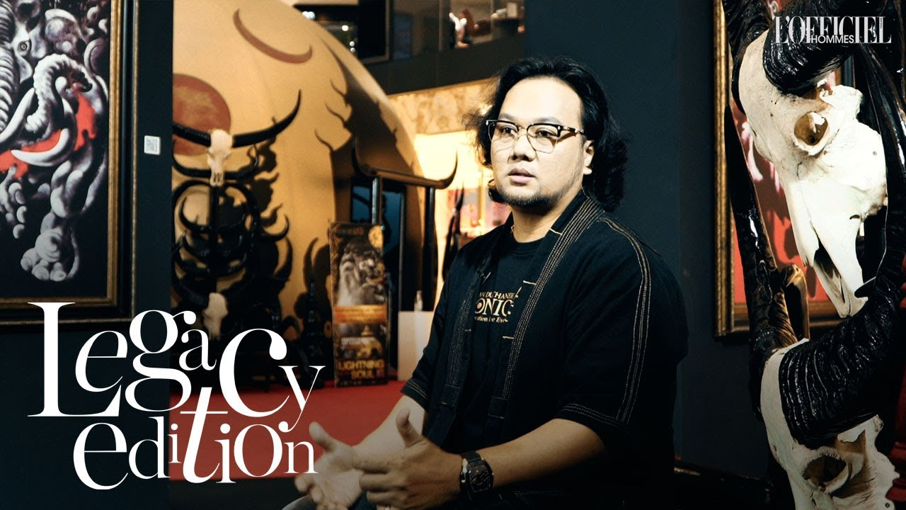The Legend Lives On : Immersive Arts of Thawan Duchanee