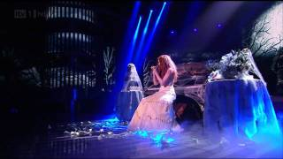 "Janet Devlin ""Every Breath You Take"" X Factor 2011 Live Show 4 (HD)"