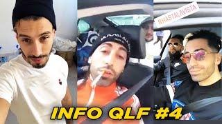 PNL CLIP DANS LE 94 ?! N.O.S SE FAIT ARRACHER LA MAIN ! (INFO QLF #4)