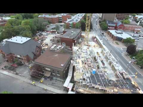 Tamarack Wellington Drone Footage by Doran General Contractors