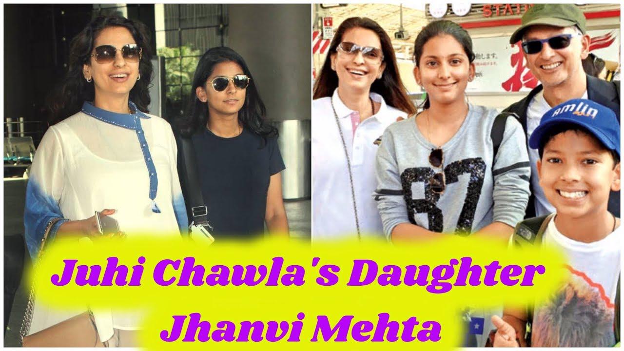 Juhi Chawla Family wit...