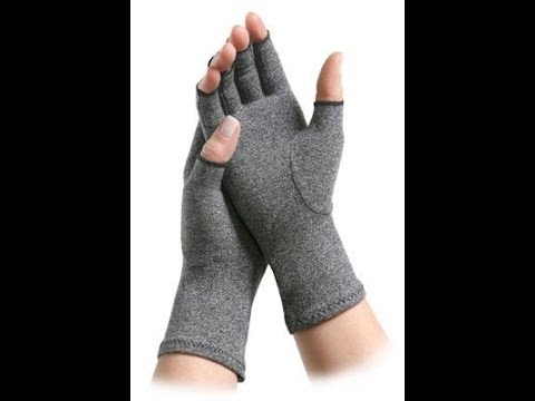 Compression (Arthritis) Gloves Review | Comfy Brace