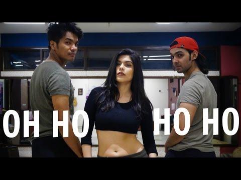 Oh Ho Ho Ho (Ishq Tera Tadpave) Dance Routine |  Anmol, Mohit & Tanya Choreography