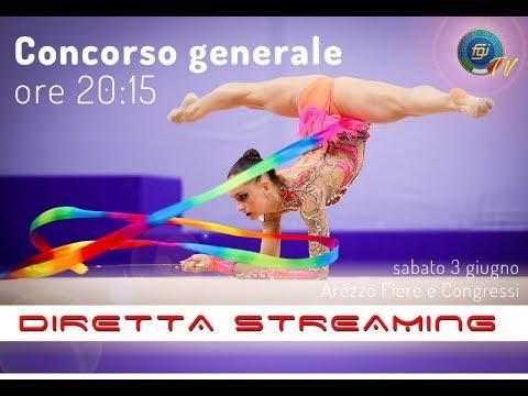 Arezzo - Campionati Italiani Assoluti GR (Concorso Generale Individuale)