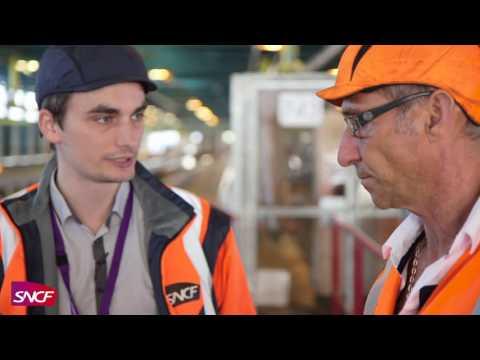 Métier SNCF : Ingénieur d'études