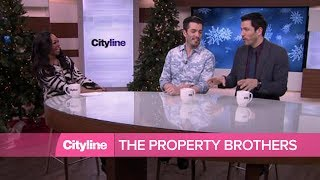 Quiz time with the Property Brothers