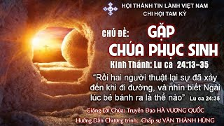 HTTL TAM KỲ - Chương trình thờ phượng Chúa - 19/04/2020