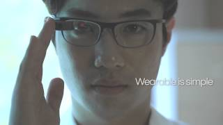 2014 Wearable & Next Generation Device Project W.I.V TEASER