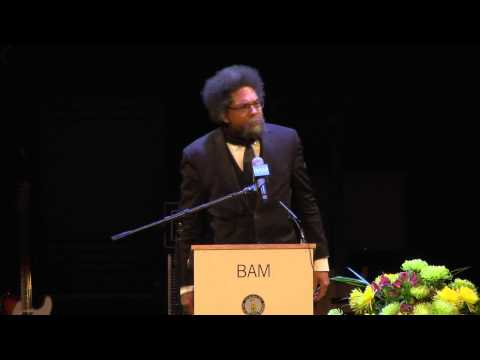 Dr. Cornel West at BAM: Brooklyn Tribute to Dr. Martin Luther King, Jr.