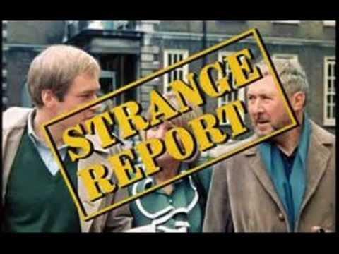 STRANGE REPORT * ROGER WEBB ORCHESTRA * FULL STUDIO ...