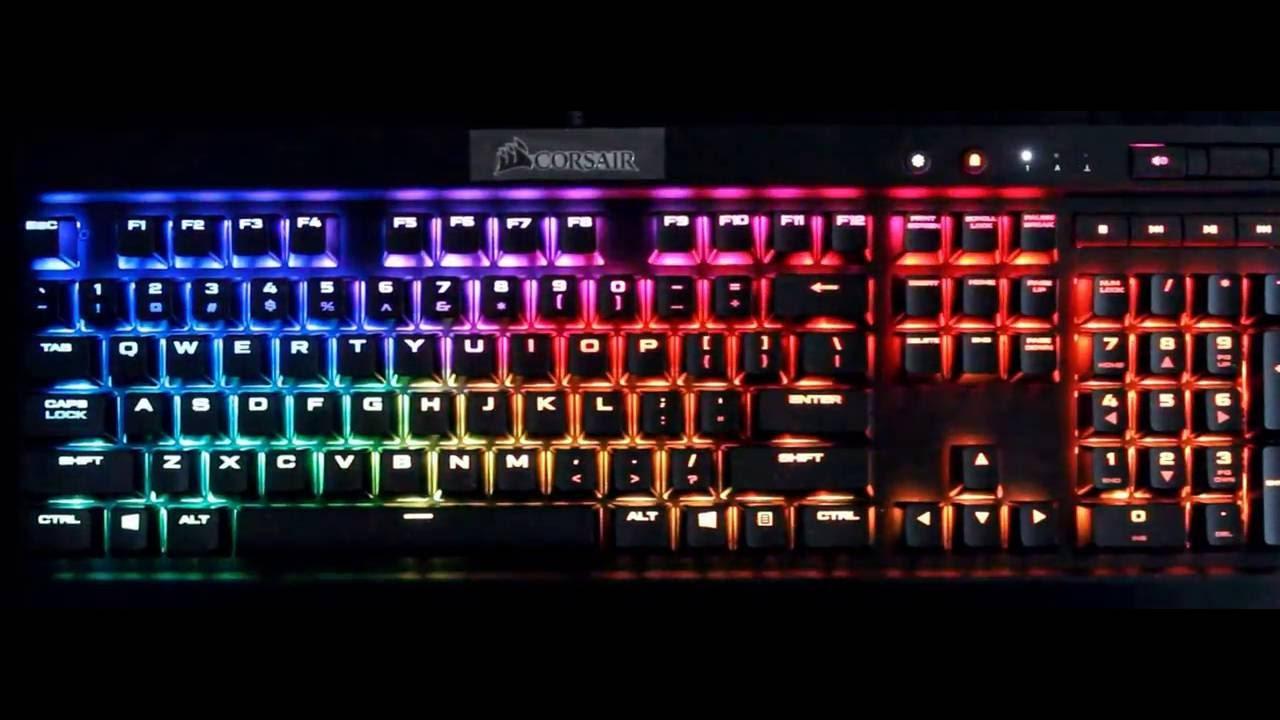 Corsair K70 RGB RAPIDFIRE Keyboard – Page 4