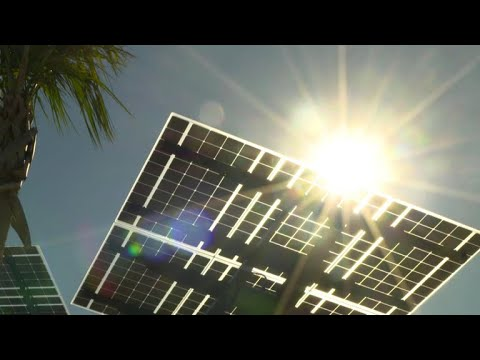 Wendy - Entire Town Powered By Solar Is City Of The future