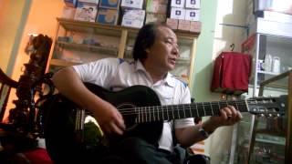 Nước mắt nụ cười Guitar NS Hà Ân