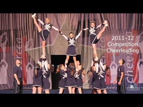 2011-12 Wake Christian Academy competition cheerleading