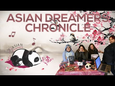 Asian Dreamers Chronicles - Pilote