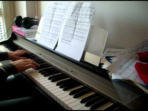 abbastanza Buonanotte fiorellino Francesco De Gregori piano e base by  HT62