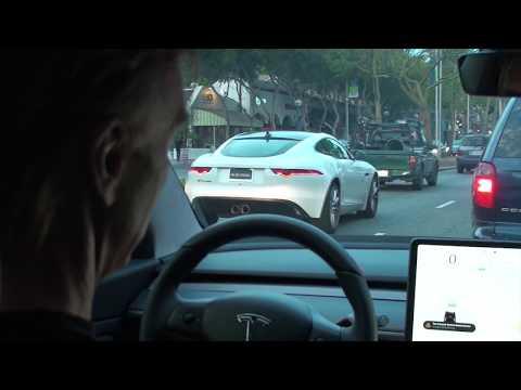 Tesla Model 3 tuned up from T-Sportline