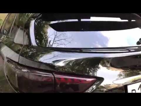 Жидкие подкрылки олимп - шумка и антикор обработка арок колес автомобиля Infiniti QX70 - Смешные видео приколы