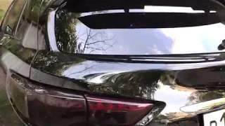 Жидкие подкрылки олимп - шумка и антикор обработка арок колес автомобиля Infiniti QX70