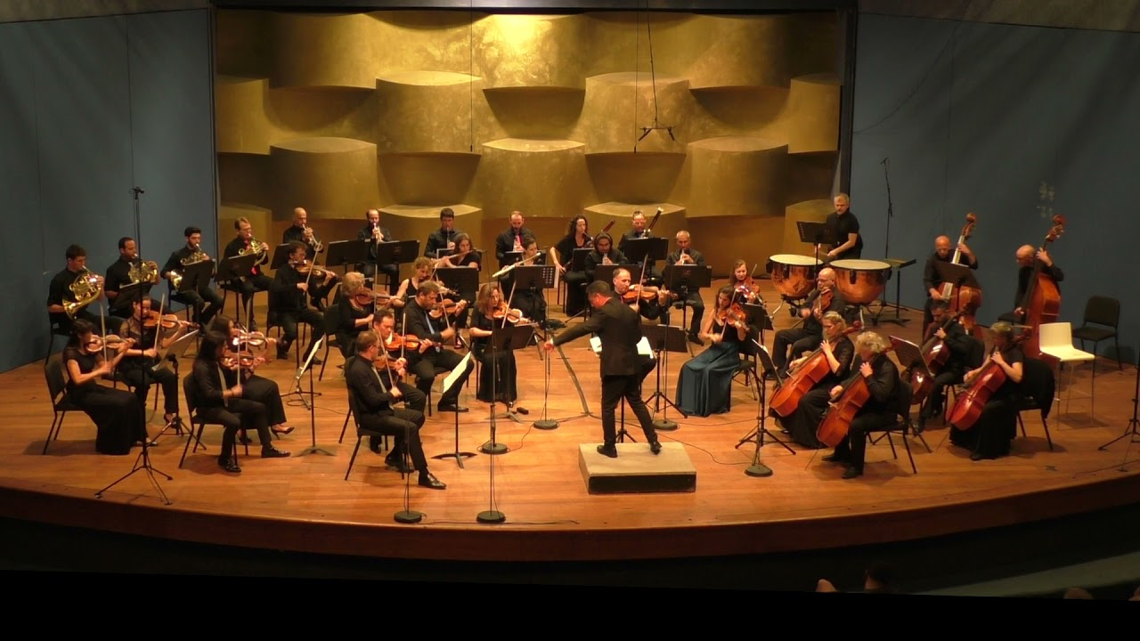 The Last concert of the NKO on the 50th anniversary - Mendelssohn Symphony no 3 in Aminor op.56