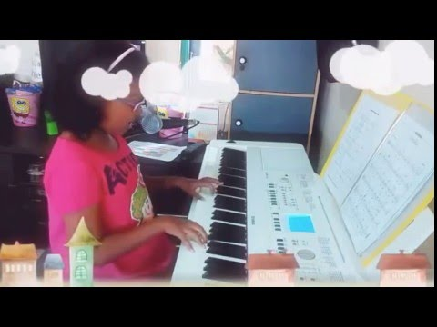 Guruku Tersayang (piano by Orlin)