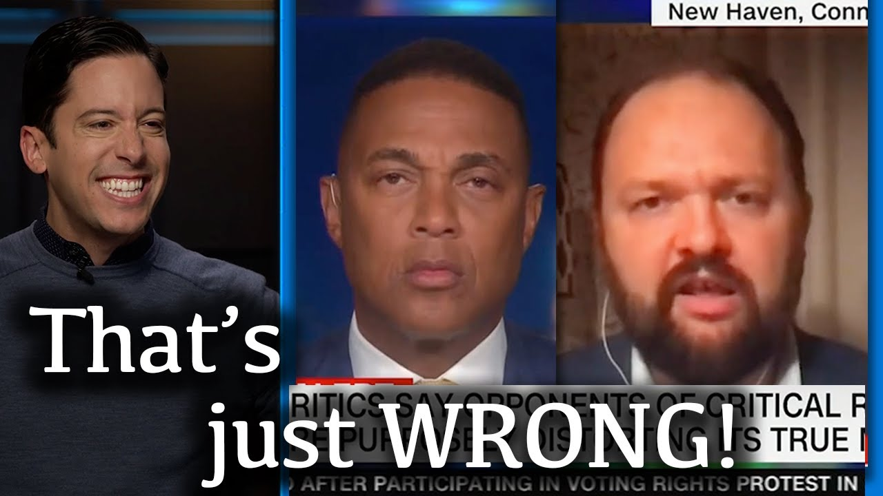 WATCH: CNN Host Gets Embarrassed Caught in Obvious LIE