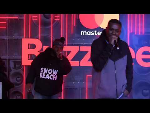 GZA - Live Mastercard House in Manhattan 27/01/2018