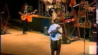 Miles Davis Jazz Jamboree 1988, Warsaw Poland - evening concert - Warszawa