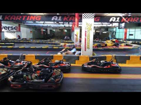 Crossover Poland Partners Go-karting