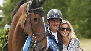 The one-eyed wonder horse jumps to glory: Showjumper Addy triumphs at the Hickstead ..