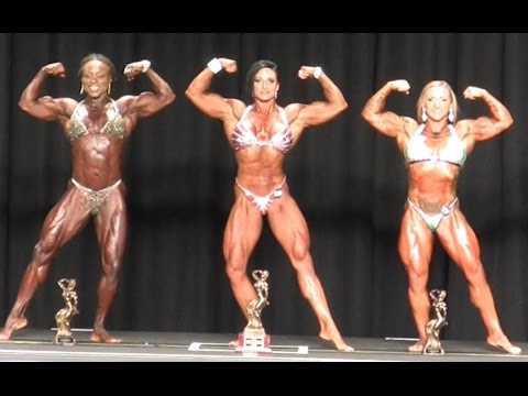 2016 NPC Nationals Women's Bodybuilding Heavyweight