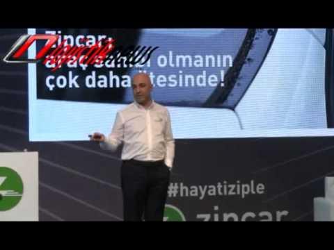 Zipcar Artık Türkiye'de