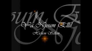 ✫Ya Njoum Ellil ✫ Hichem Sallem ✫Mezoued Tunisien✫