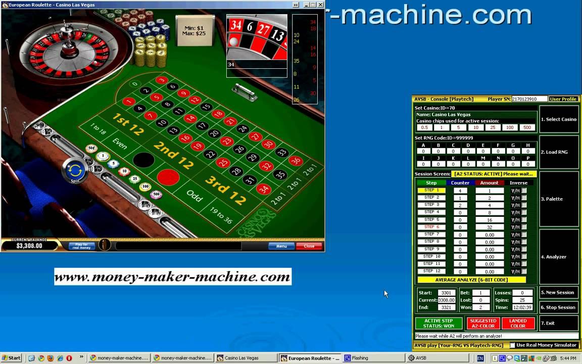 Roulette money maker download