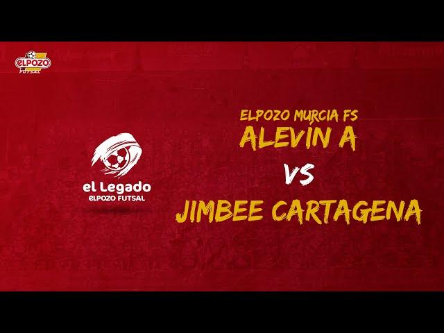 ElLegado - Alevín A vs Jimbee cartagena