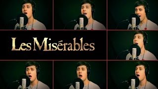 Repeat youtube video One Man Les Miserables Nick Pitera Medley