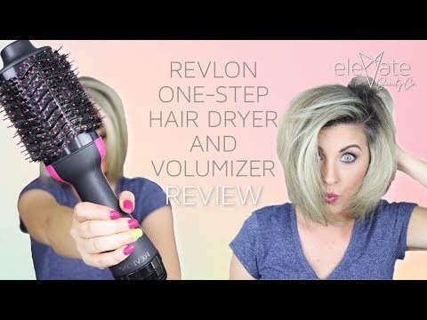 revlon-volumizing-hair-dryer-🌟-one-step-volumizer-hair-dryer-(salon-pro-collection-review)
