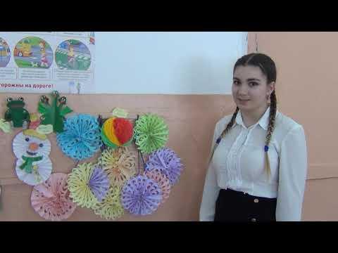Творческий отчёт учащихся МБОУ