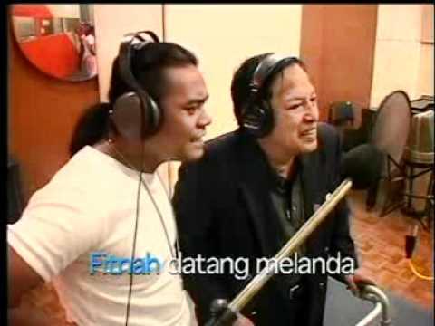 Putih tetap putih-S.M Salim & Zainal Abidin (Karaoke Version)