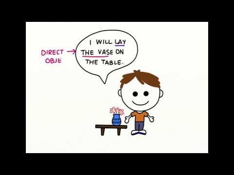 Lay or Lie