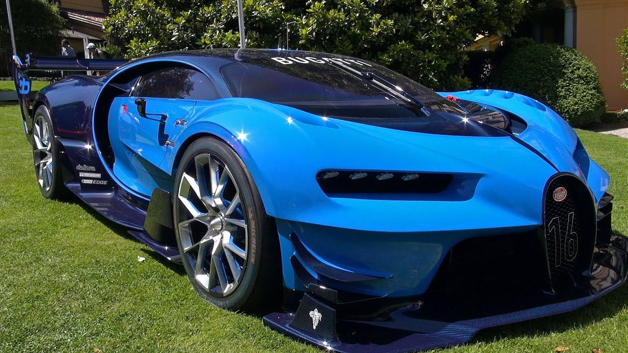 bugatti vision gt sound quad turbo w16 engine start up revs youtube. Black Bedroom Furniture Sets. Home Design Ideas